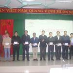 Bế giảng lớp Bồi dưỡng lãnh đạo, quản lý cấp vụ và tương đương khóa 24/2020 tại Phân viện Học viện Hành chính Quốc gia  tại thành phố Huế