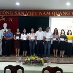 Bế giảng lớp Bồi dưỡng lãnh đạo, quản lý cấp Phòng năm 2020  tại thành phố Đà Nẵng