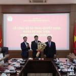 Lễ Công bố và trao Quyết định bổ nhiệm Giám đốc Phân viện Học viện Hành chính Quốc gia tại thành phố Huế