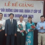 Bế giảng lớp Bồi dưỡng lãnh đạo, quản lý cấp Sở và tương đương năm 2020 tại tỉnh Bình Định