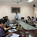 Thực hiện công tác xét duyệt quyết toán và kiểm tra, kiểm toán nội bộ năm 2020 tại Phân viện Học viện Hành chính Quốc gia tại thành phố Huế