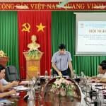 Phân viện Học viện Hành chính Quốc gia tại thành phố Huế tổ chức Hội nghị sơ kết công tác 6 tháng đầu năm và triển khai phương hướng, nhiệm vụ công tác 6 tháng cuối năm 2021