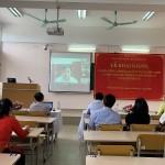 Khai giảng lớp Bồi dưỡng lãnh đạo, quản lý cấp Vụ và tương đương khóa 15/2021 theo loại hình từ xa (online) tại Phân viện Học viện Hành chính Quốc gia tại thành phố Huế