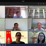 Khai giảng lớp Bồi dưỡng lãnh đạo, quản lý cấp huyện  và tương đương khóa 7/2021 theo loại hình từ xa (online) tại tỉnh Quảng Nam