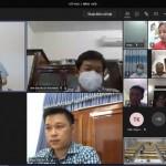 Khai giảng lớp Bồi dưỡng ngạch chuyên viên năm 2021 tại thị xã Hoài Nhơn, tỉnh Bình Định