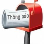 Kết quả thi tốt nghiệp cử nhân chính quy khóa 13 tại Hà Nội