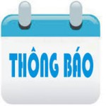 Thông báo về lịch thi tốt nghiệp lần 2 đối với sinh viên các lớp đại học Hành chính hệ chính quy Khóa 13 tại Hà Nội
